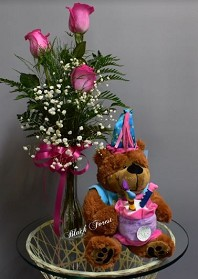 I Love You Beary Much Bouquet
