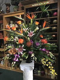 Tropical Fusion Bouquet