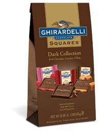 Assorted Ghirardelli Squares