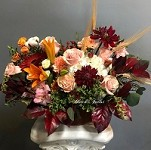 Elegance of Fall Bouquet