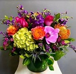 Bright in Fashion Bouquet