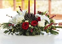 Holiday Shine Centerpiece