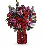 Sparkling Heart Bouquet