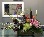 Tropical Brilliance Bouquet