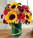 Bright Sunshine Bouquet